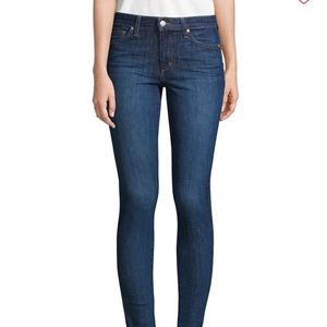 Joe's High Rise Skinny Ankle Jeans - Size 25
